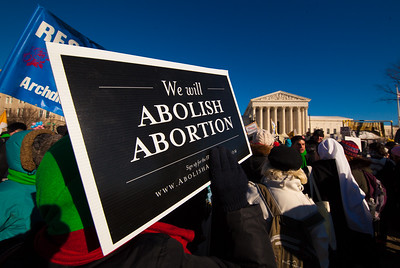 March for Life; Supreme Court