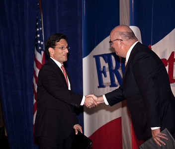 House Majority Leader Eric Cantor (R-Va.) Gil Mertz