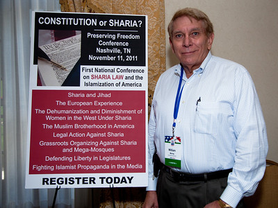 William J. Murray is the chairman of the Religious Freedom Coalition, a non-profit organization in Washington, D.C., active on issues related to aiding Christians in Islamic and Communist nations.
