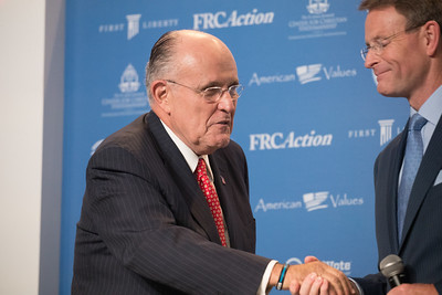 Tony Perkins, Rudy Giuliani