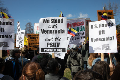 Venezuela, protest