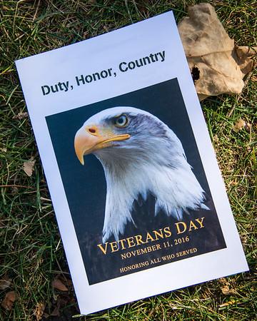 Views of Veterans Day, Loveland CO - 2016