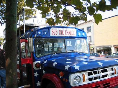 Voter Registration in Asbury Park 2008