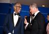 Al Sharpton, Michael Kelly, White House Correspondents' Dinner