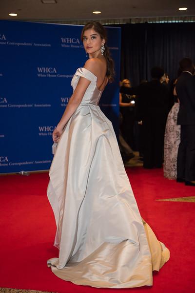 Daniela Lopez, White House Correspondents' Dinner