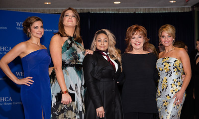 The View, White House Correspondents' Dinner