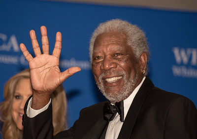Morgan Freeman, White House Correspondents Dinner