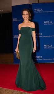 Michelle Kosinski, White House Correspondents Dinner