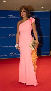 Gayle King, White House Correspondents' Dinner
