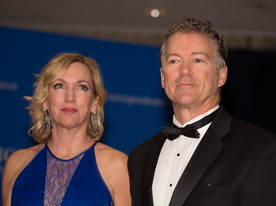 Rand Paul, White House Correspondents' Dinner