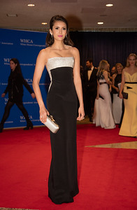 Nina Dobrev, White House Correspondents Dinner