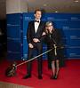 Carrie Fisher, Tom Hiddleston, White House Correspondents' Dinner