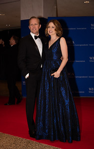 Jenna Fischer, White House Correspondents Dinner