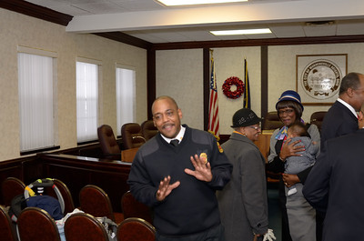 Warrensville Heights Council and Board Members 2014