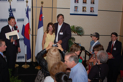 DSC_6842 Michele Bachman addresses Western Conservative Summit, 2010