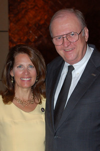 DSC_6863 Michele Bachman with Senator Bill Armstrong at Western Conservative Summit, 2010