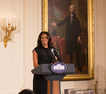 Michelle Obama, 2015 National Arts and Humanities Youth Program Awards