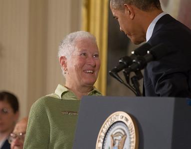 Barack Obama, Michael Schwerner, Rita Bender