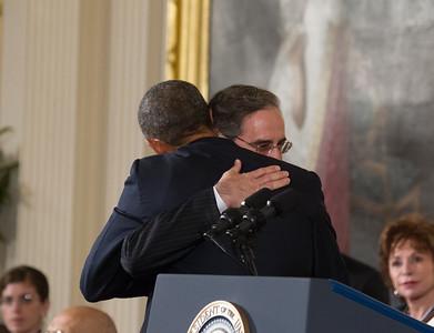 David Goodman, Andrew Goodman, Barack Obama