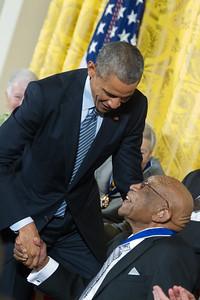 Barack Obama, Charles Sifford