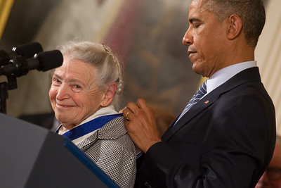 Mildred Dresselhaus, Barack Obama