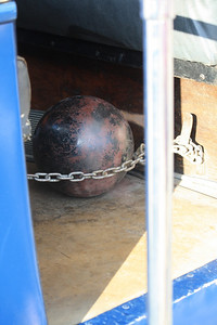 a true ball and chain!!