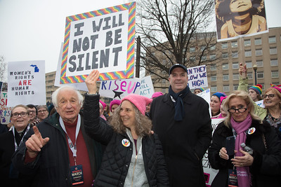 Women's March on Washington, Donald Trump