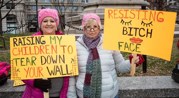 2019 Women's March on Washington D.C.