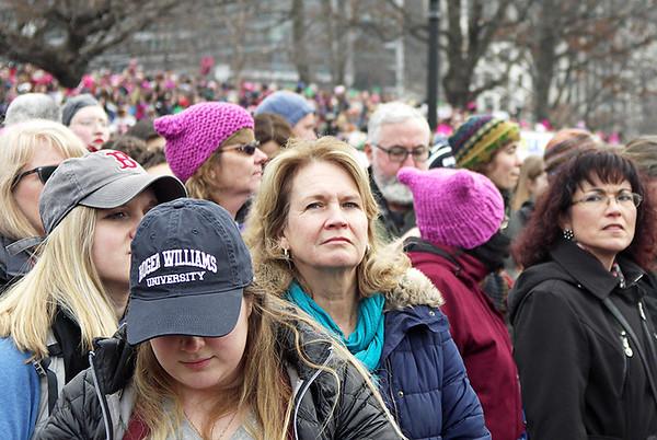 Womens March Boston 2017