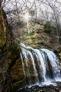 Osceola Falls Shines
