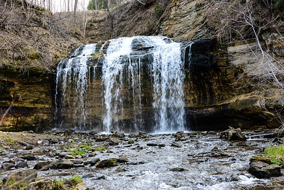Spring at Osceola Falls