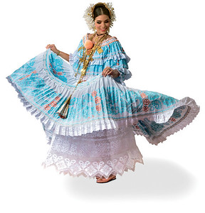 Latin America Dress