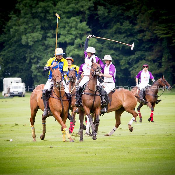 HRH The Duke of Cambridge @ Polo