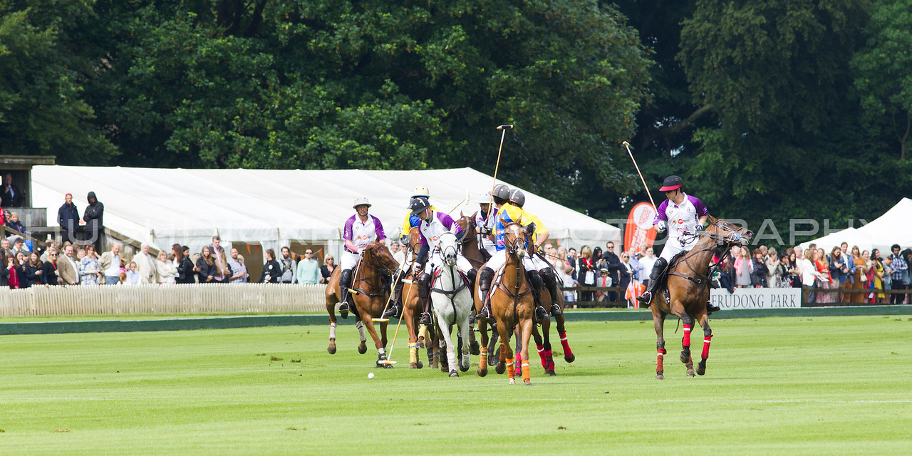 HRH The Duke of Cambridge @ Polo
