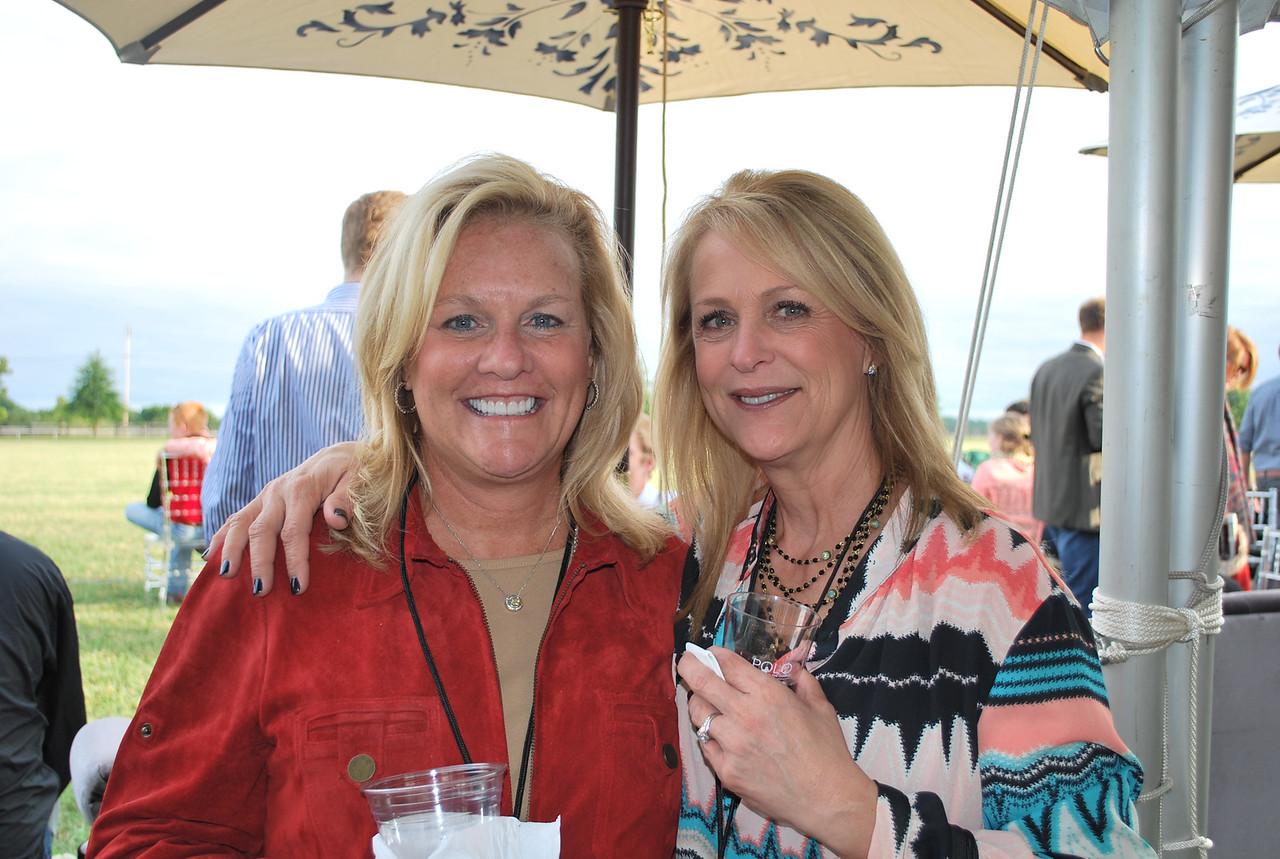 Janet Hixson and Karen Kimbro