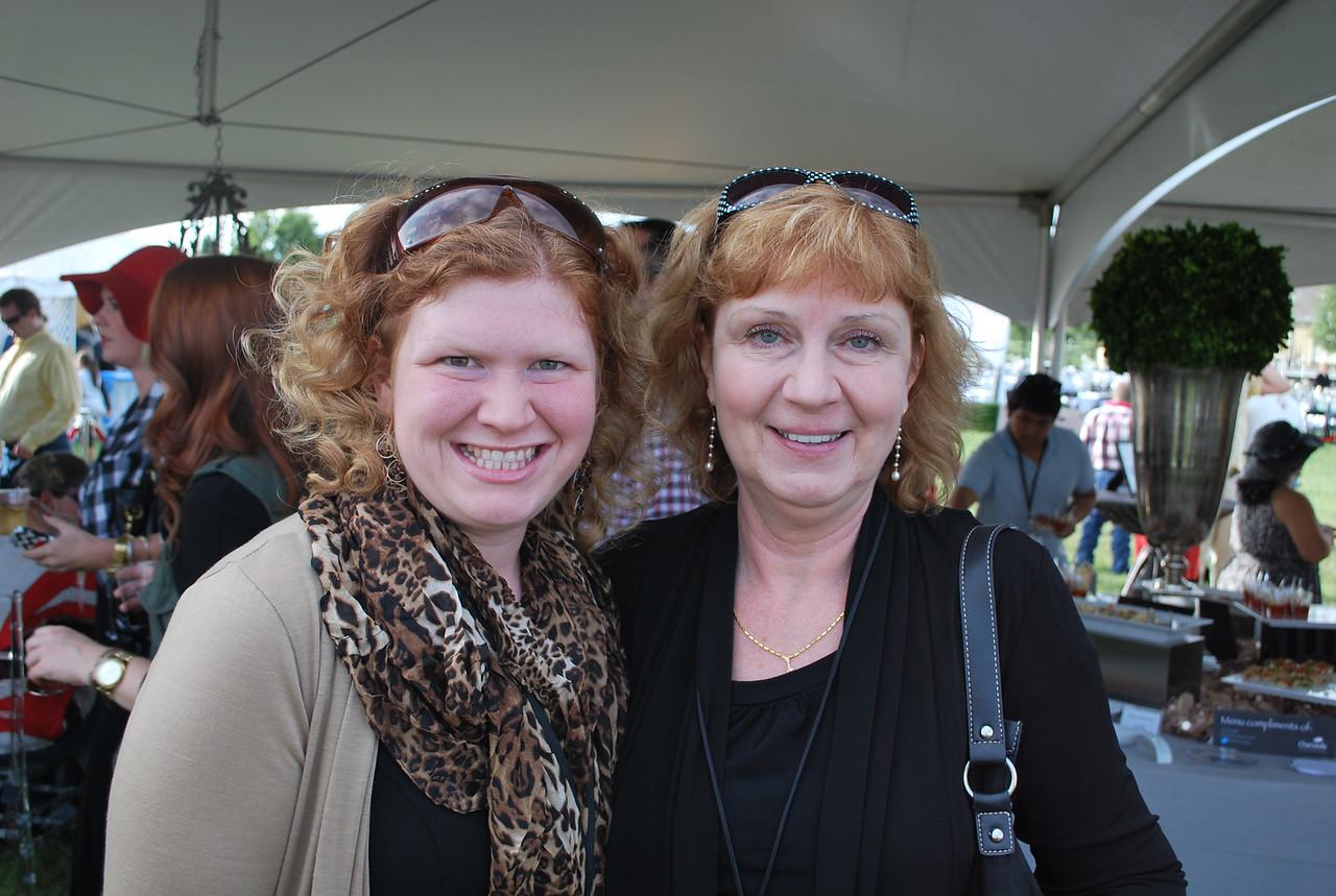 Chelsea and Barbara Durham