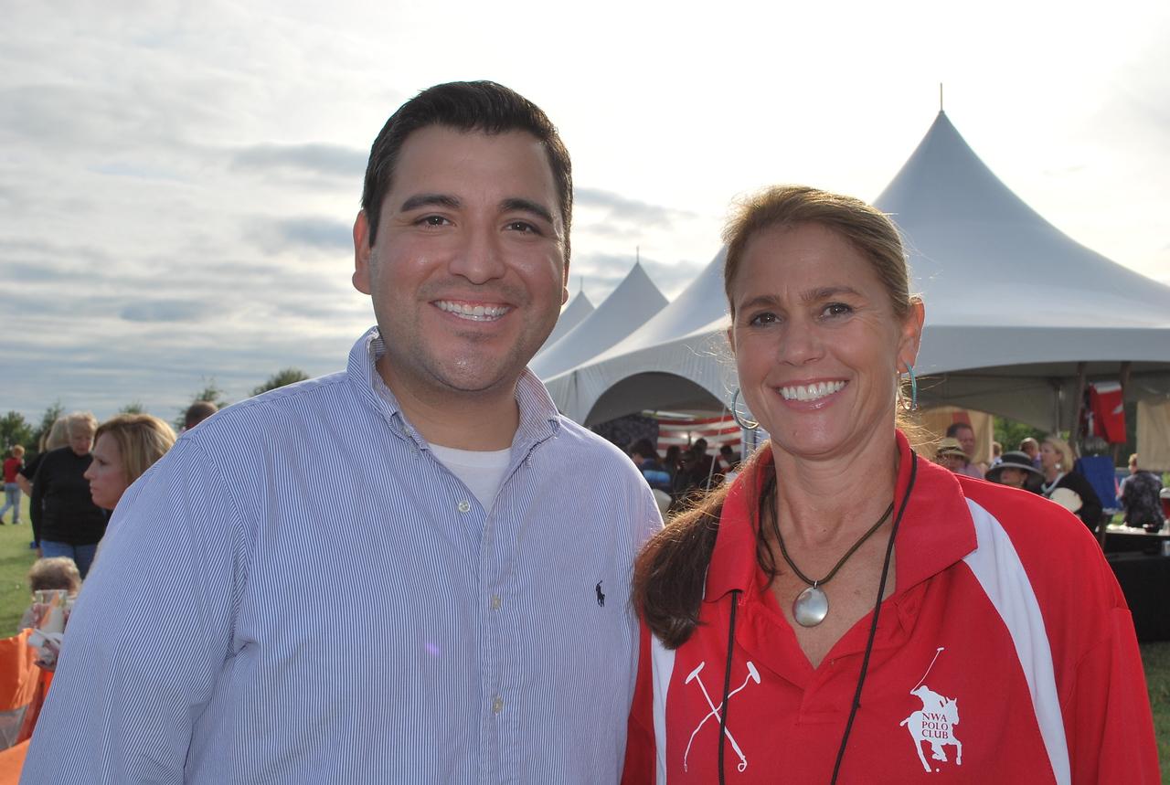 Jonathan Martinez & Susan Kohler