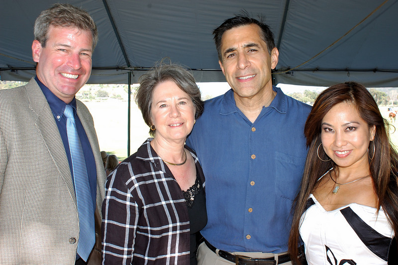 Erik, Congressman Darrell Issa, and Jennifer