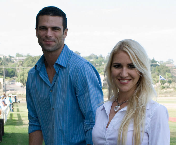 Actor Dustin Moss & Agent Michelle Coutois