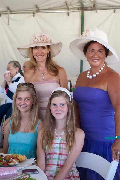 2009, Polo, Hat Day, Rossmore Cup-130