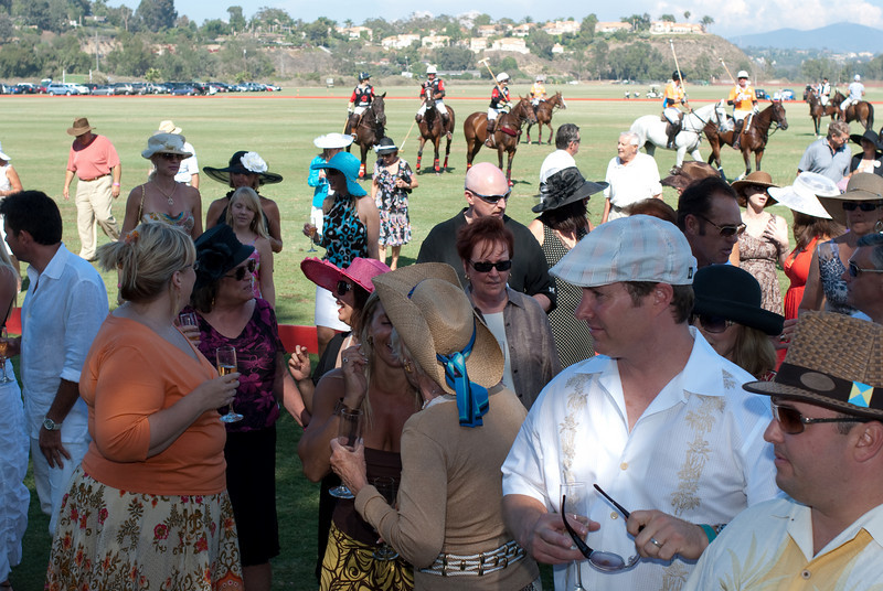2009, Polo, Hat Day, Rossmore Cup-184