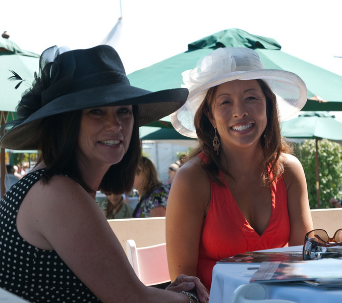 2009, Polo, Hat Day-155