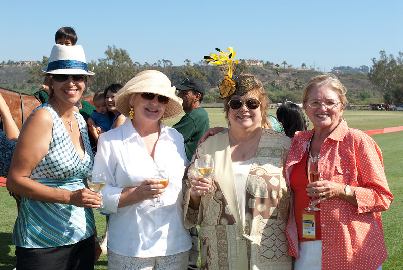 2009, Polo, Hat Day, Rossmore Cup-171
