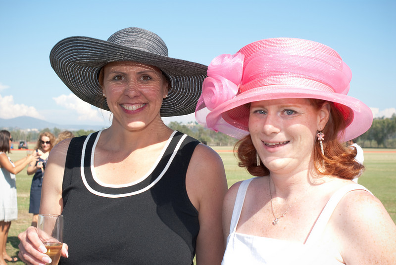 2009, Polo, Hat Day, Rossmore Cup-179