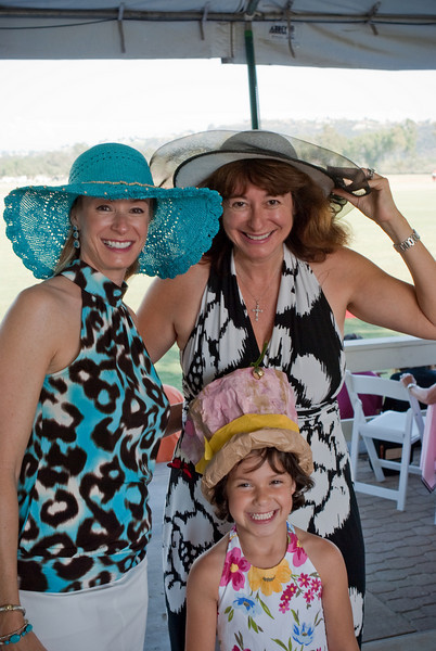 2009, Polo, Hat Day, Rossmore Cup-197