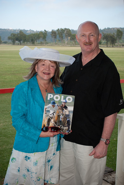 2009, Polo, Hat Day, Rossmore Cup-261