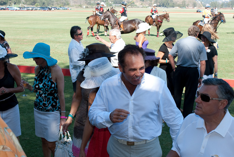 2009, Polo, Hat Day, Rossmore Cup-186