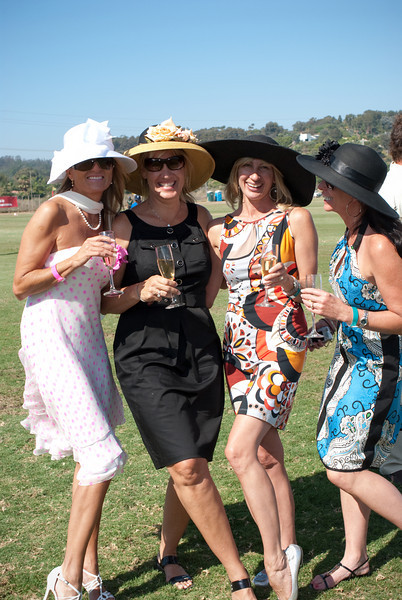 2009, Polo, Hat Day, Rossmore Cup-178