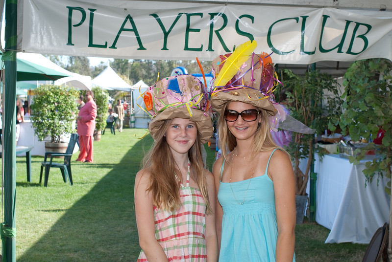 2009, Polo, Hat Day, Rossmore Cup-208