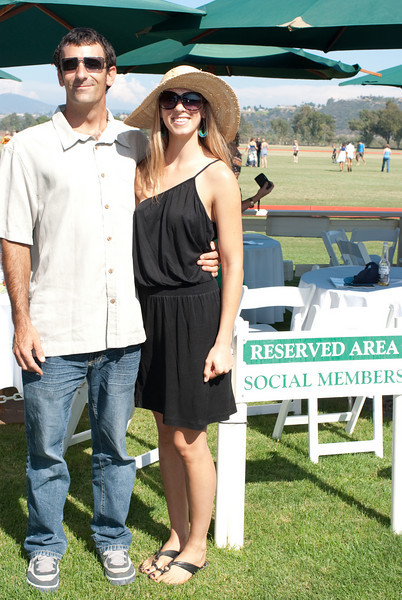 2009, Polo, Hat Day, Rossmore Cup-164